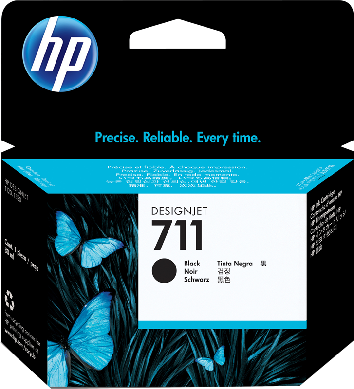 Cartucho de tinta HP 711