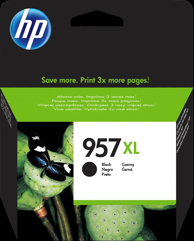 Cartucho de tinta HP 957 XL