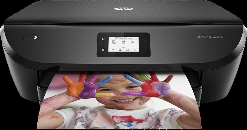 Dipositivo multifunción HP ENVY Photo 6230 All-in-One