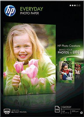 Papel foto HP Q2510A