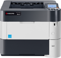 Impresora Laser Negro Blanco Kyocera ECOSYS P3050dn/KL3