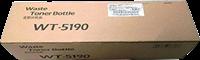 Bote residual de tóner Kyocera WT-5190