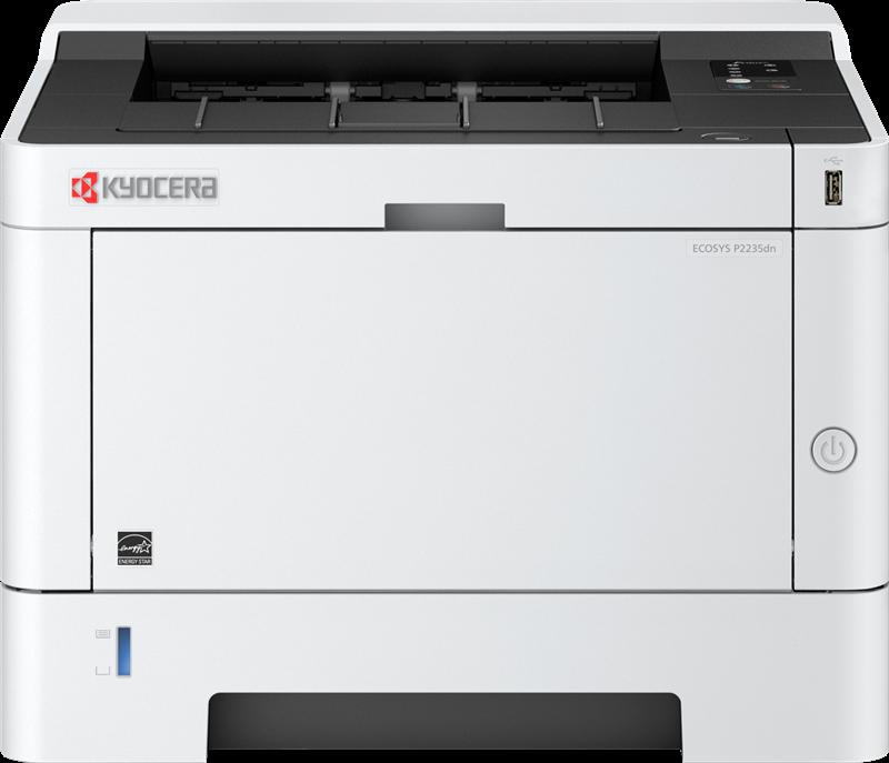 Impresora Laser Negro Blanco Kyocera ECOSYS P2235dn
