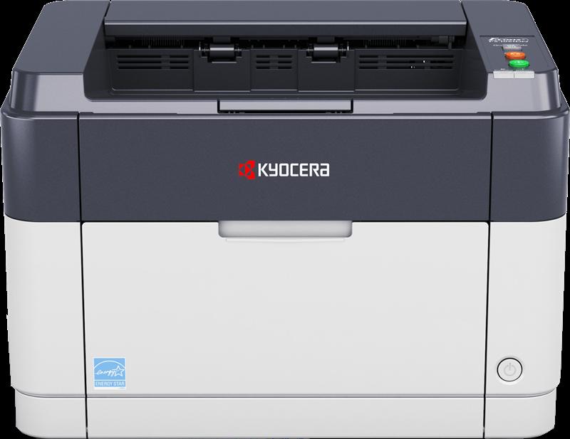 Impresora Laser Negro Blanco Kyocera FS-1061DN