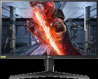 LG UltraGear monitor gaming