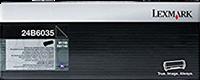 Tóner Lexmark 24B6035