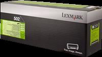 Tóner Lexmark 502