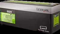 Tóner Lexmark 502H
