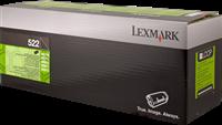 Tóner Lexmark 522