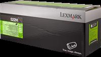 Tóner Lexmark 522H