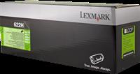 Tóner Lexmark 622H