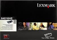 Tóner Lexmark 64016HE