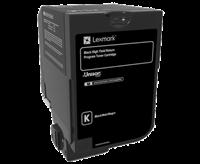 Tóner Lexmark 74C2HK0
