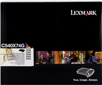 Unidad de tambor Lexmark C540X74G