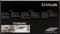Unidad de tambor Lexmark C734X24G