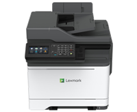 Impresoras multifunción Lexmark CX522ade
