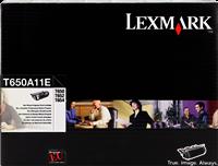 Tóner Lexmark T650A11E
