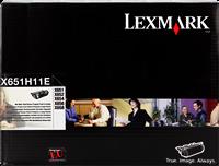 Tóner Lexmark X651H11E
