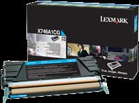 Tóner Lexmark X746A1CG