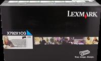 Tóner Lexmark X792X1CG