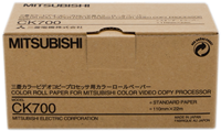 Papel térmico Mitsubishi CK-700
