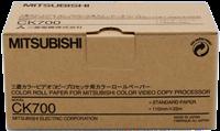 Papel térmico Mitsubishi Thermopapier 110mm x 22m