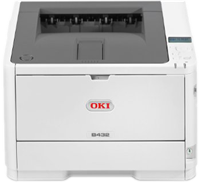 Impresora Laser Negro Blanco OKI B432dn