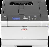 Las Impresoras Laser de Color  OKI C532dn