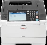 Las Impresoras Laser de Color  OKI C542dn