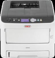 Impresora láser color OKI C612dn