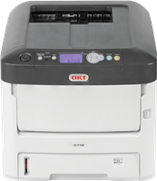 Impresora láser color OKI C712dn