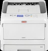 Las Impresoras Laser de Color  OKI C823dn