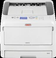 Impresora láser color OKI C843dn
