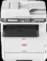 Impresora Multifuncion OKI MC363dn