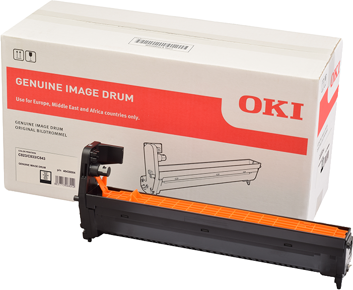Unidad de tambor OKI 46438004