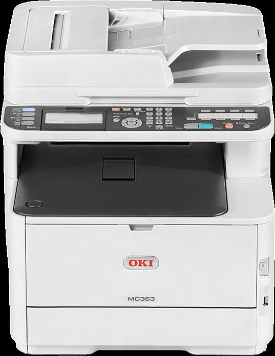 Dipositivo multifunción OKI MC363dn