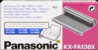 rollo de transferéncia térmica Panasonic KX-FA136X