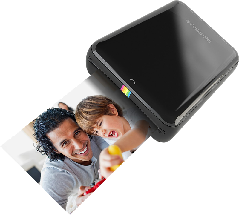 Impresora de fotos Polaroid ZIP Mobile Printer schwarz
