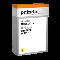 Cartucho de tinta Prindo PRIBLC121Y