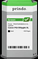 Cartucho de tinta Prindo PRICPGI550BKXLG