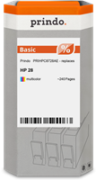 Cartucho de tinta Prindo PRIHPC8728AE