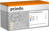 Value Pack Prindo PRTX106R0223 Rainbow