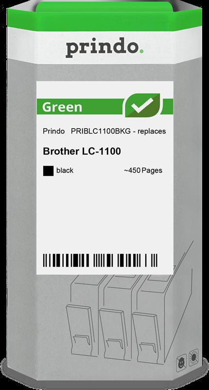 Cartucho de tinta Prindo PRIBLC1100BKG