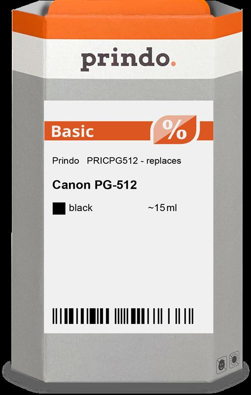 Cartucho de tinta Prindo PRICPG512