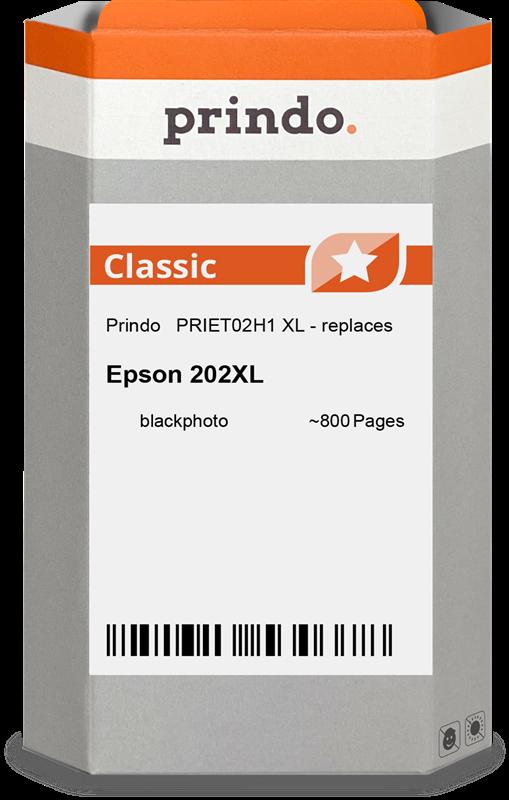 Cartucho de tinta Prindo PRIET02H1