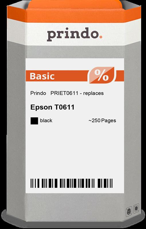 Cartucho de tinta Prindo PRIET0611