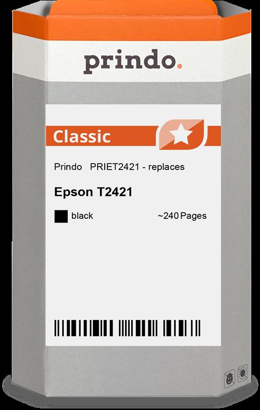 Cartucho de tinta Prindo PRIET2421