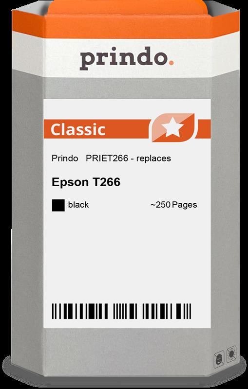 Cartucho de tinta Prindo PRIET266