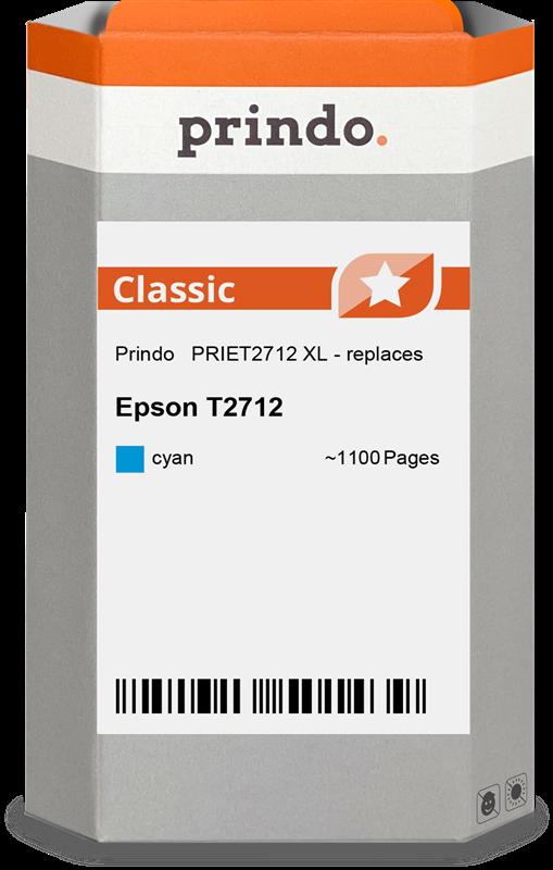 Cartucho de tinta Prindo PRIET2712