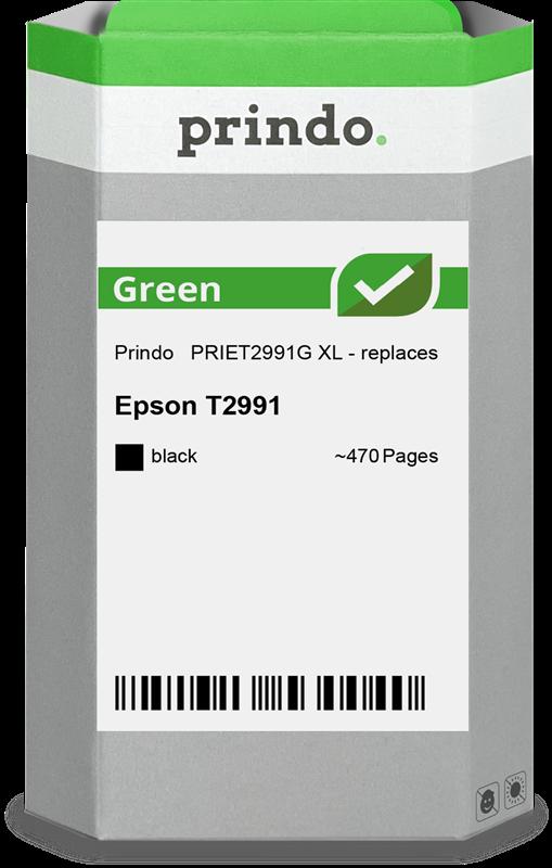 Cartucho de tinta Prindo PRIET2991G